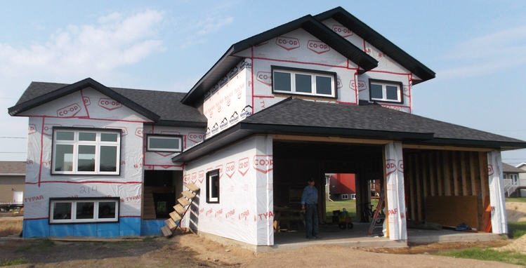 Windows For New Home Construction And Builders In Saskatchewan